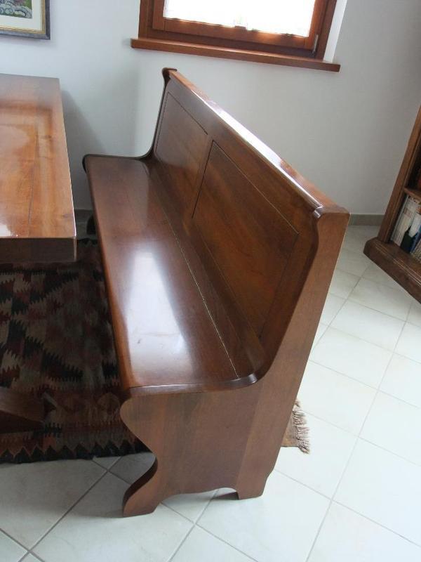 sitzbank mit staufach in neubiberg speisezimmer. Black Bedroom Furniture Sets. Home Design Ideas
