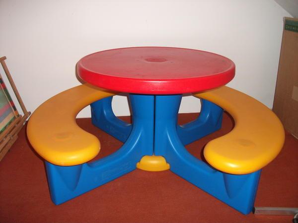 sitzgruppe picknick von big in k ngernheim baby und. Black Bedroom Furniture Sets. Home Design Ideas