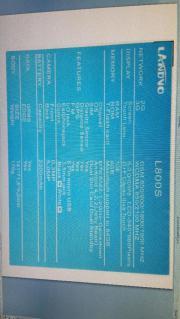 Smartphone Landvo L800S