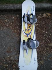 Snowboard von**DUOTONE**