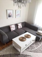 Sofa in L-