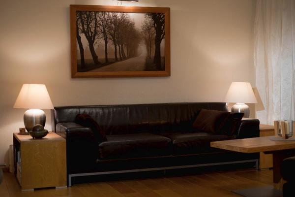 ikea sofa leder kaufen gebraucht und g nstig. Black Bedroom Furniture Sets. Home Design Ideas