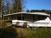 Sonnendach - Vordach für