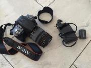 Sony alpha 330