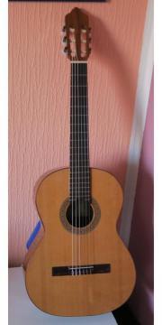 Spanische Konzertgitarre Azahar