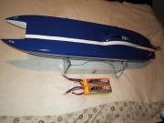 Speedboot Genesis Komplettumbau