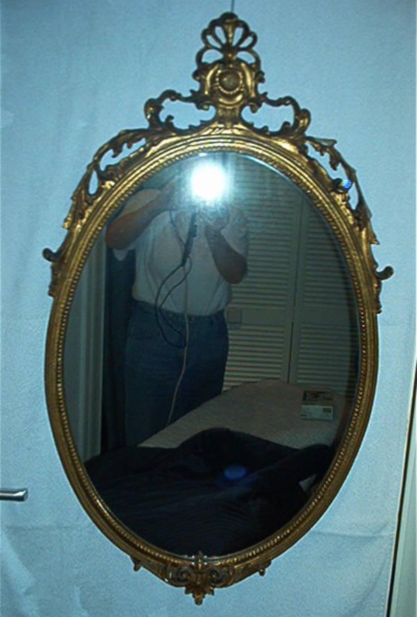 spiegel wand prunkspiegel altgold stil rokoko barock in berlin kunst gem lde plastik. Black Bedroom Furniture Sets. Home Design Ideas