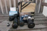 Spiegelreflexkamera Canon AE-