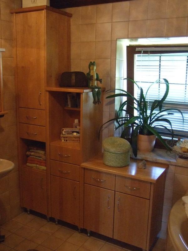 spiegelschrank helle badezimmerm bel echtholz erle mit