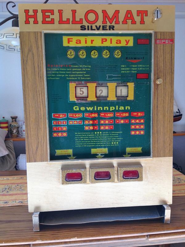 gebrauchte spielautomaten