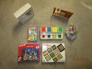 Spielzeug: Roulette ,Holzspielzeug