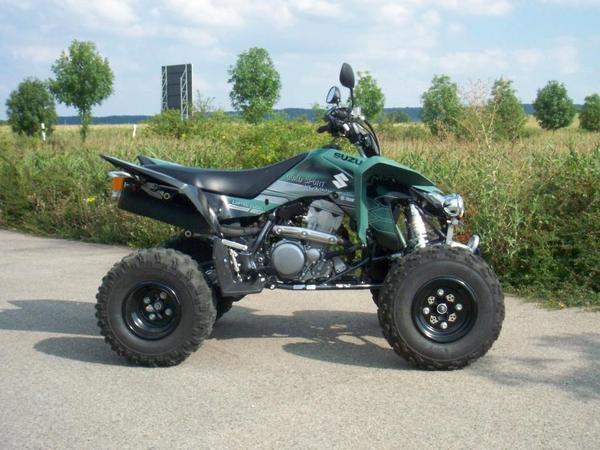 sport quad suzuki quads atv all terrain vehicles. Black Bedroom Furniture Sets. Home Design Ideas