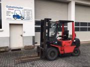 Stapler TCM Diesel