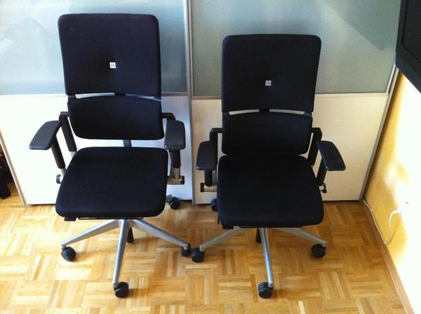 steelcase please b rostuhl drehstuhl ergonomisch stuhl b ro top zustand in roxheim b rom bel. Black Bedroom Furniture Sets. Home Design Ideas