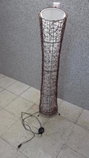 Stehlampe, 120x25 cm