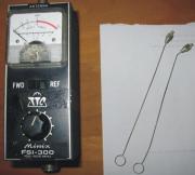 Stehwellenmeßgerät Minix FSI -