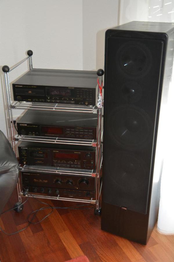 pioneer stereoanlage gebraucht kaufen 2 st bis 70 g nstiger. Black Bedroom Furniture Sets. Home Design Ideas