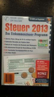 Steuer 2013 Programm