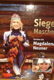 Stricken mit Magdalena