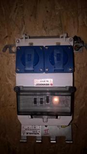 Stromverteiler mit 2