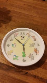 süße Kinder Uhr.