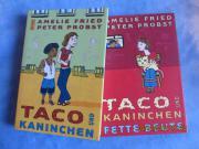 Taco und Kaninchen/