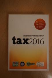 Tax Steuersoftware 2016