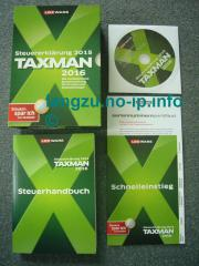Taxman 2016 DVD (