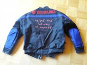 Team Suzuki Motorradjacke -