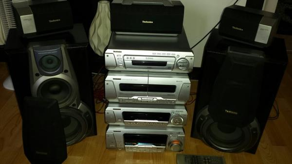 technics hifi anlage stereoanlagen t rme. Black Bedroom Furniture Sets. Home Design Ideas