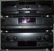 Technics Stereo Anlage