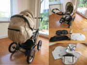 Teutonia Kinderwagen Mistral/
