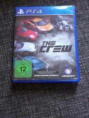 the crew Playstation
