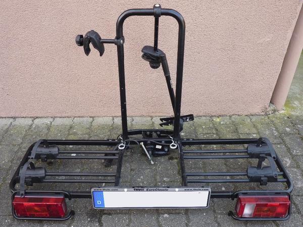thule fahrradtr ger classic in dielheim kaufen und verkaufen ber private kleinanzeigen. Black Bedroom Furniture Sets. Home Design Ideas