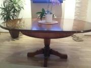 Tisch massiv ausziehbar