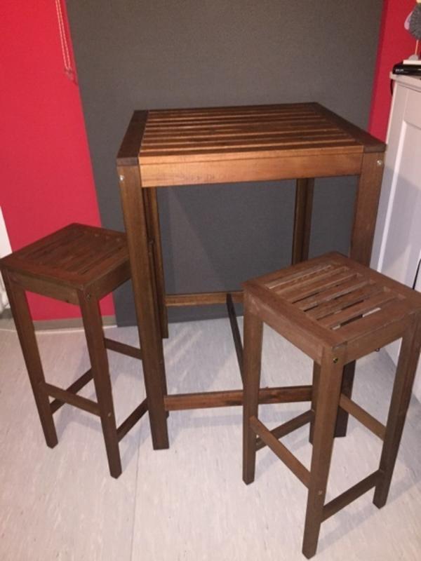 hocker holz neu und gebraucht kaufen bei. Black Bedroom Furniture Sets. Home Design Ideas