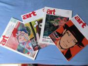 tolle Kunstmagazine