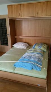 schrankbett buche haushalt m bel gebraucht und neu kaufen. Black Bedroom Furniture Sets. Home Design Ideas