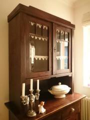 vitrine shabby kaufen gebraucht und g nstig. Black Bedroom Furniture Sets. Home Design Ideas