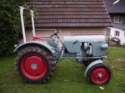 Traktor Eicher Leopard