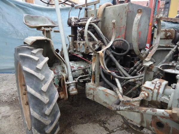 bild 4 traktor hinterachse lanz alldog vw k fer motor. Black Bedroom Furniture Sets. Home Design Ideas