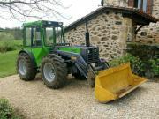 Traktor Schlepper HOLDER