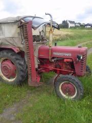 Traktoren aus Sammlung