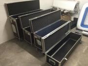 Transportboxen - Flightcases - verschieden