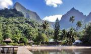 Traumresort in Tahiti