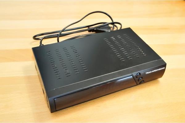 triax hirschmann sr 110 plus satellitenreceiver in stuttgart antenne sat receiver kaufen und. Black Bedroom Furniture Sets. Home Design Ideas