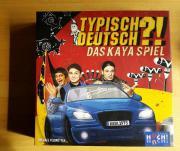 Typisch Deutsch?! Gesellschaftsspiel
