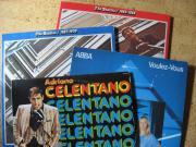 Über 300 Schallplatten (
