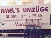 Umzüge in München