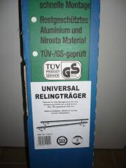 Universal Relingträger NEU -